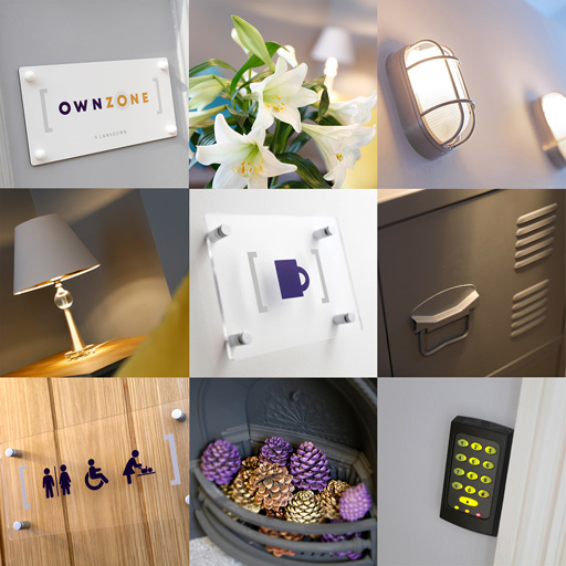 Ownzone room hire Stroud montage